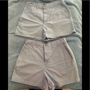 Vintage The Limited Chino Shorts - Bundle of 2